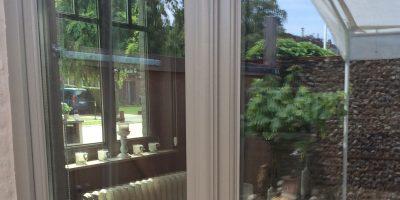 houten raam 1111