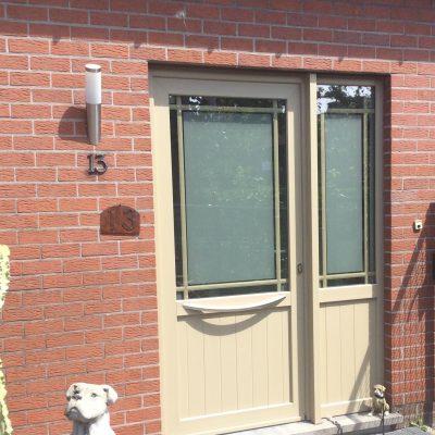 pvc deur 1