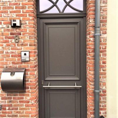 walschaerts pvc deur